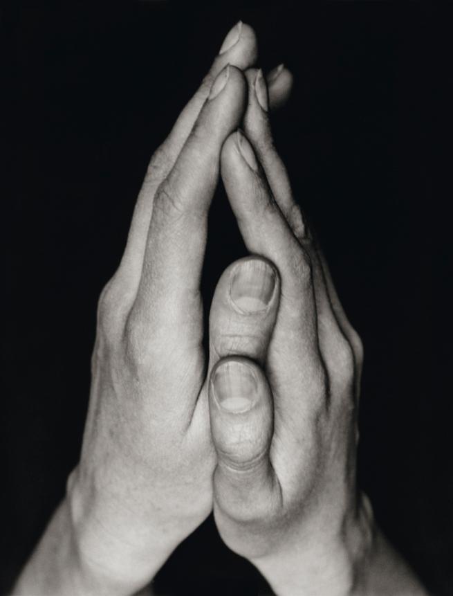 Albert Renger-Patzsch (1897-1966) 'Hände [Hands]' 1926-1927