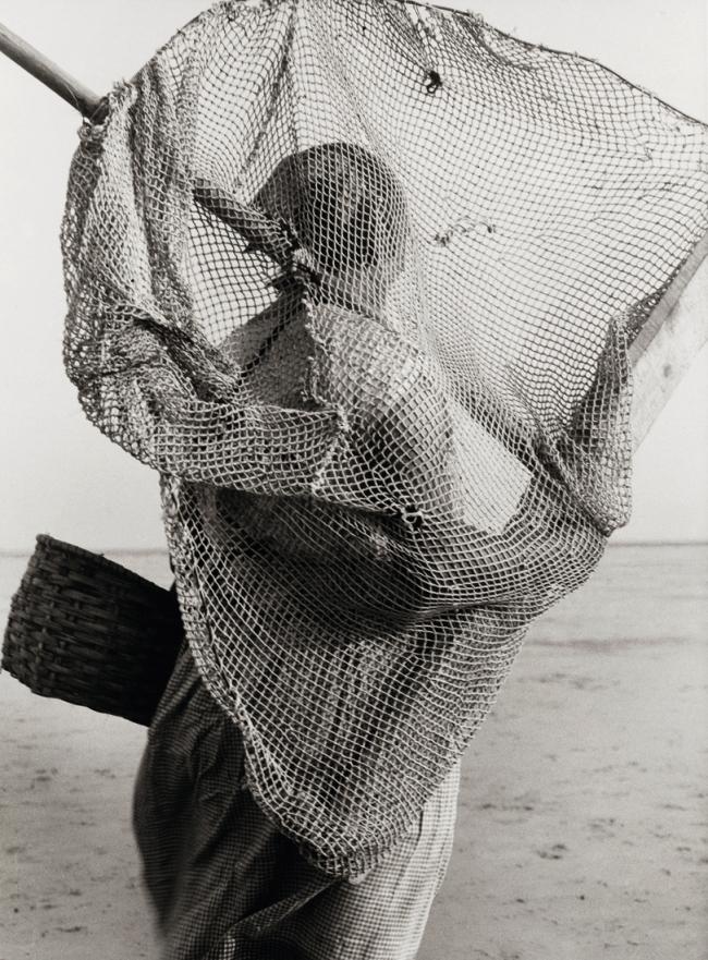 Albert Renger-Patzsch (1897-1966) 'Krabbenfischerin [Shrimpfisherwoman]' 1927