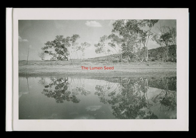 Judith Crispin. 'The Lumen Seed' cover