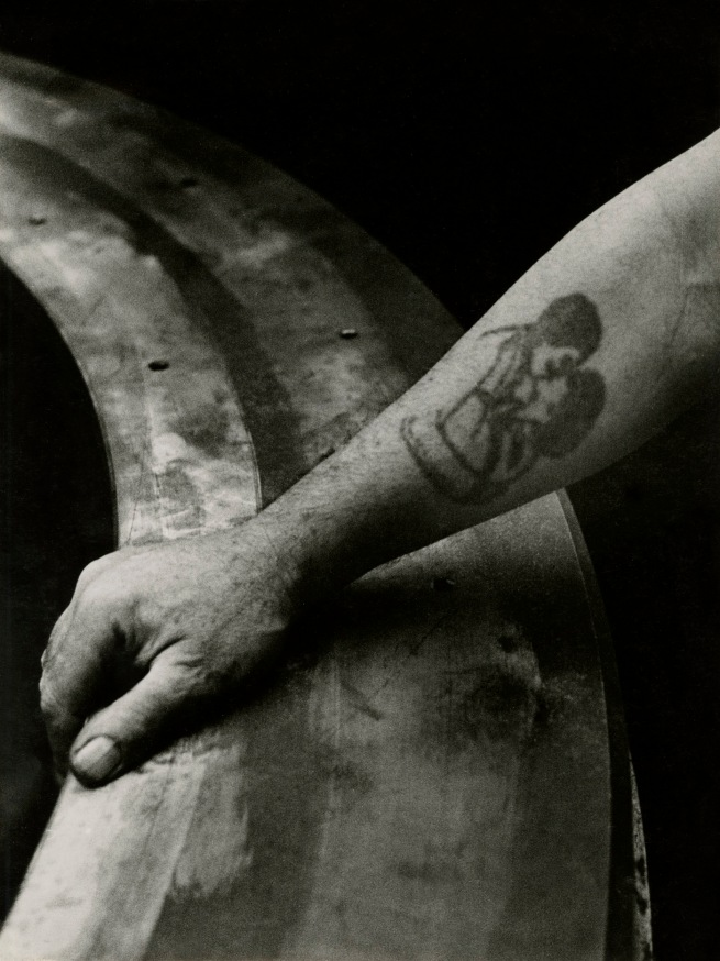 """Jakob Tuggener(1904-1988) '""""Amore"""", Maschinenfabrik Oerlikon' 1940s"""