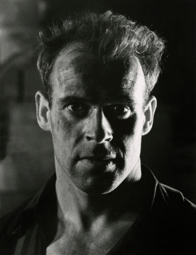 Jakob Tuggener(1904-1988) 'Worker, Maschinenfabrik Oerlikon' 1940s