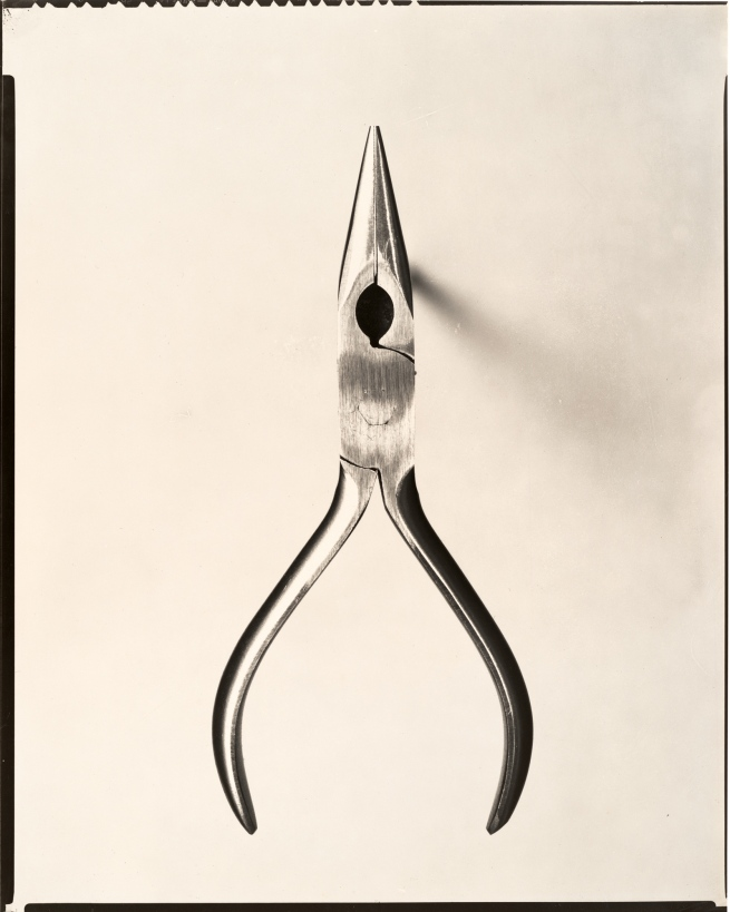 Walker Evans (1903-1975) 'Chain-Nose Pliers' 1955