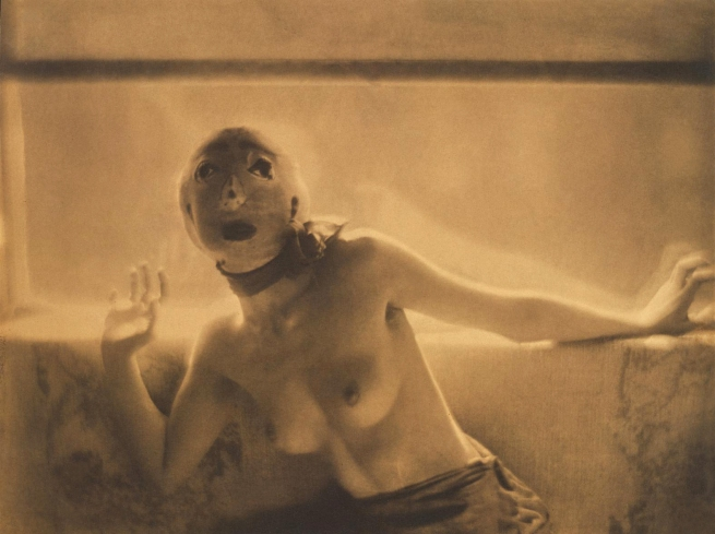 Adolf de Meyer (American (born France), Paris 1868-1946 Los Angeles, California) '[Dance Study]' c. 1912