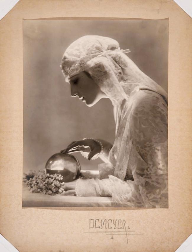Adolf de Meyer (American (born France), Paris 1868-1946 Los Angeles, California) 'Dolores' 1921