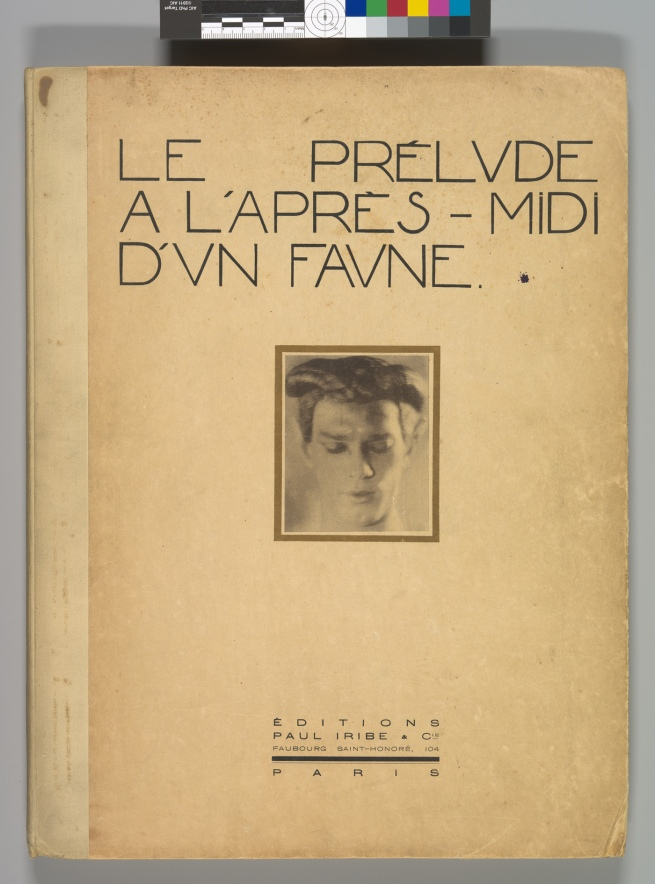 Adolf de Meyer (American (born France), Paris 1868-1946 Los Angeles, California) 'Le Prelude à l'Après-Midi d'un Faune' 1914