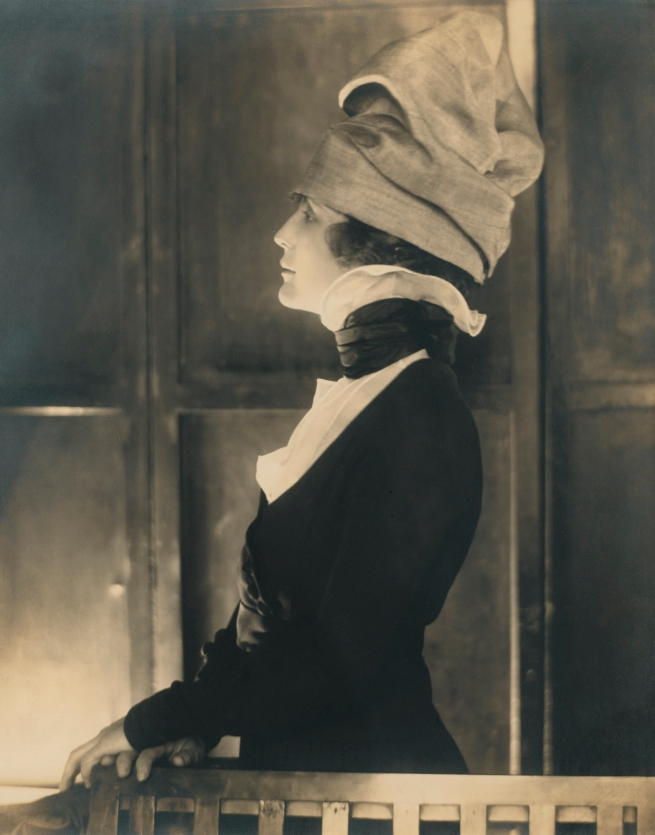 Adolf de Meyer (American (born France), Paris 1868-1946 Los Angeles, California) 'Study for Vogue [Jan 1-1918, Betty Lee, Vogue, page 41]' 1918-21