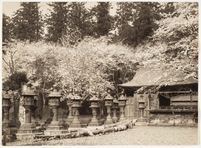 Adolf de Meyer (American (born France), Paris 1868-1946 Los Angeles, California) 'Ueno Tōshō-gū, Tokyo, Japan' 1900