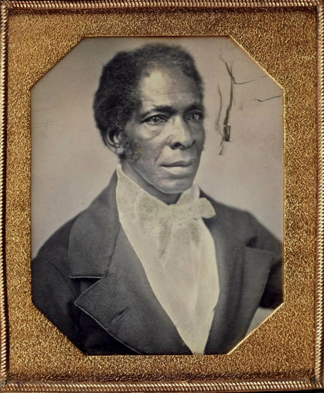Unknown photographer (American) 'Untitled [African American]' c. 1850s