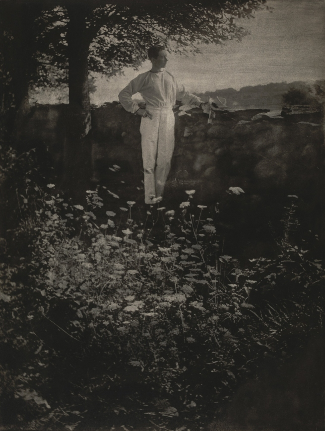 Gertrude Käsebier. 'Baron Adolf de Meyer' 1903