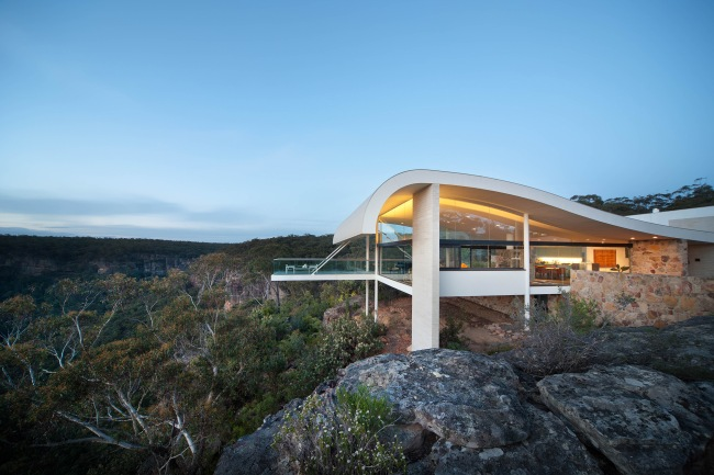 John Gollings. 'Berman House (Harry Seidler), Joadja, New South Wales' 2007