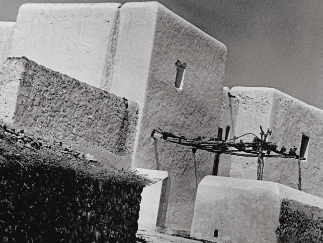 Raoul Hausmann (1886-1971) 'Peasant house (Can Rafal)' 1934