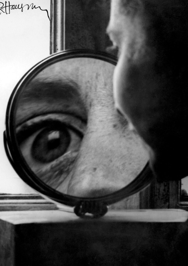 Raoul Hausmann (1886-1971) 'Regard dans le miroir' 1930