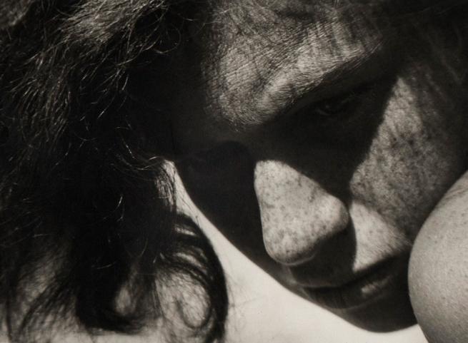 Raoul Hausmann (1886-1971) 'The Triangle (Vera Broïdo)' c. 1931