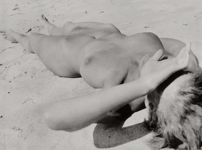 Strand amateur nackt Ein nettes