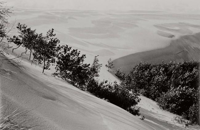 Raoul Hausmann (1886-1971) 'Dune mobile' September 1931