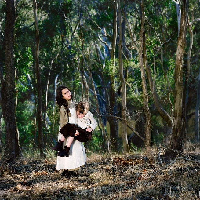 Polixeni Papapetrou. 'By the Yarra 1857 #2' 2006