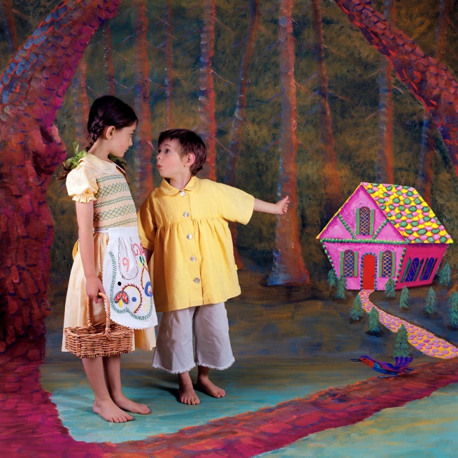 Polixeni Papapetrou. 'The Witch's House' 2003