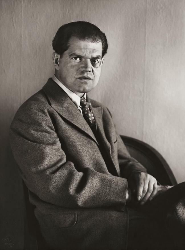 August Sander (1876-1964) 'Inventor and Dadaist [Raoul Hausmann]' 1929, printed 1990
