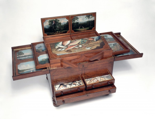 'Dixson collector's chest' c. 1818-20