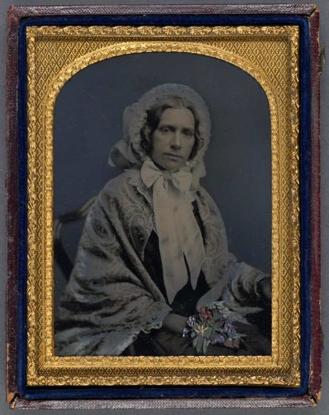Freeman Brothers Studio. 'Jemima Jane Davis' c. 1860