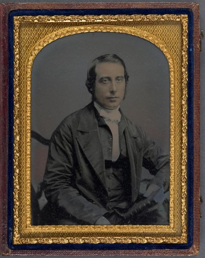Freeman Brothers Studio. 'Walter Davis' c. 1860