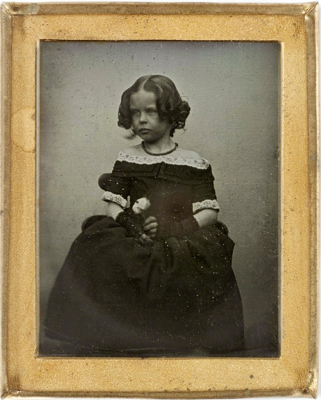 George Goodman (active in Australia 1842-51) 'Sarah Ann Lawson' 1845
