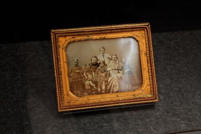 William Millington Nixon (England 1814 - Australia 1893, Australia from 1855) 'The Lashmar family' 1857-58