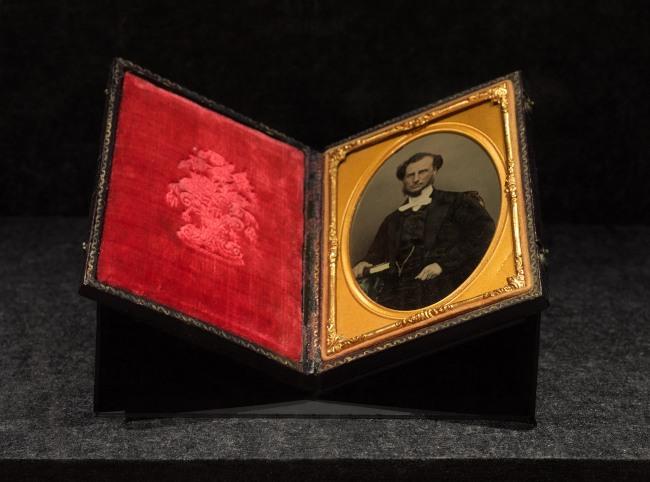 Thomas Glaister (England 1824 - United States 1904, Australia 1850s) 'Reverend Jabez Bunting Waterhouse' 1861