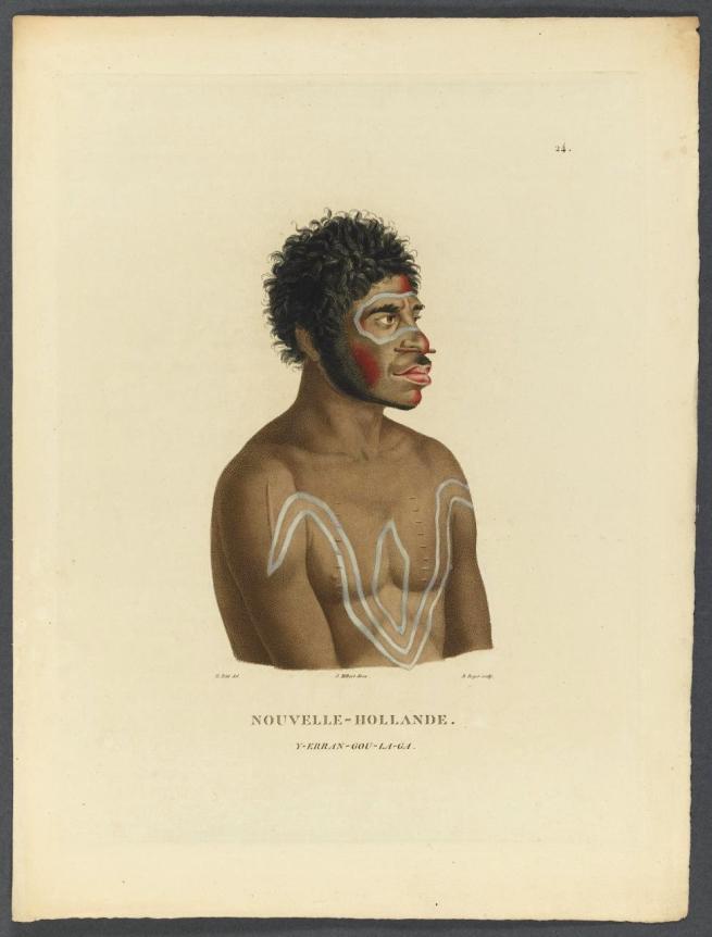 Barthélemy Roger. 'Y-erran-gou-la-ga' 1824