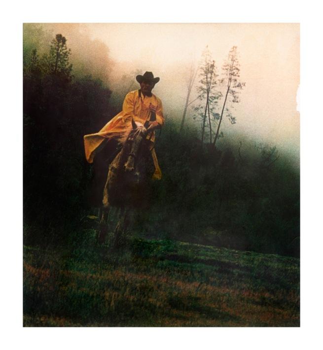 Richard Prince. 'Untitled (cowboy)' 2016
