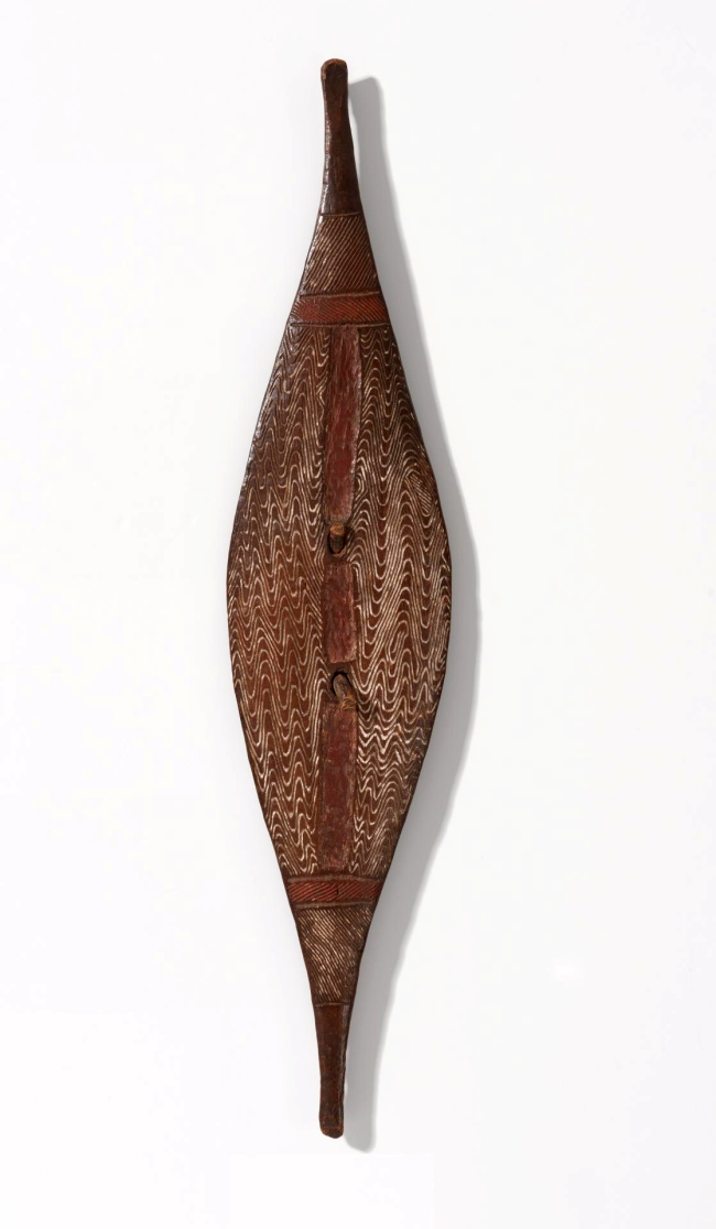 Unknown. 'Broad shield' (early 19th century-mid 19th century)