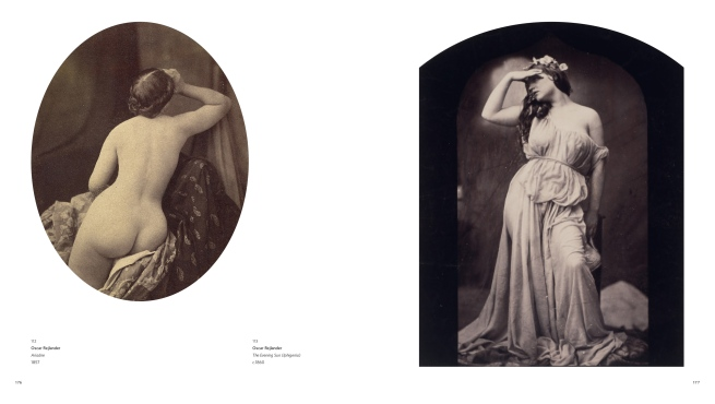 Figure 112 and 113 of the catalogue for the exhibition 'Victorian Giants: The Birth of Art Photography' at the National Portrait Gallery, London