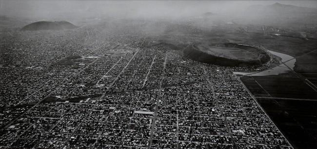 Balthasar Burkhard (1944-2010) 'Mexico City' 1999