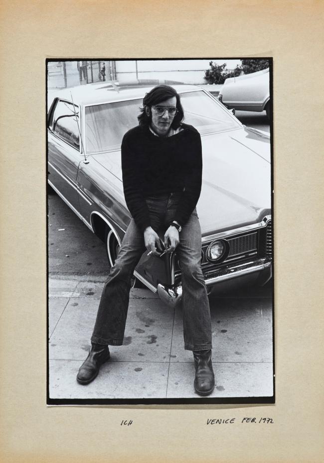 Jean-Christophe Ammann. 'oT (Balthasar Burkhard), USA' 1972