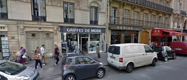 23 rue de La Boëtie, Paris