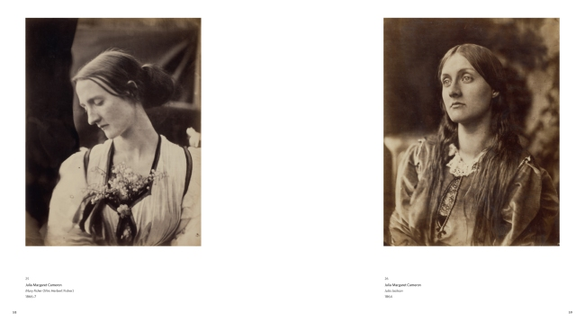Figure 25 and 26 of the catalogue for the exhibition 'Victorian Giants: The Birth of Art Photography' at the National Portrait Gallery, London