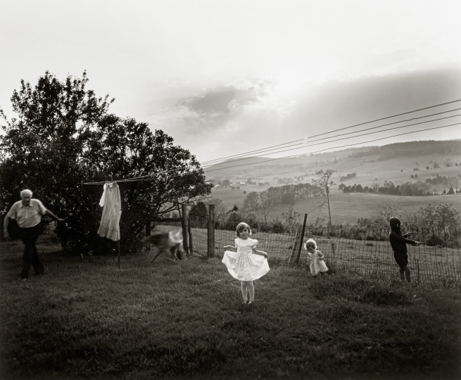 Sally Mann (American, b. 1951) 'Easter Dress' 1986