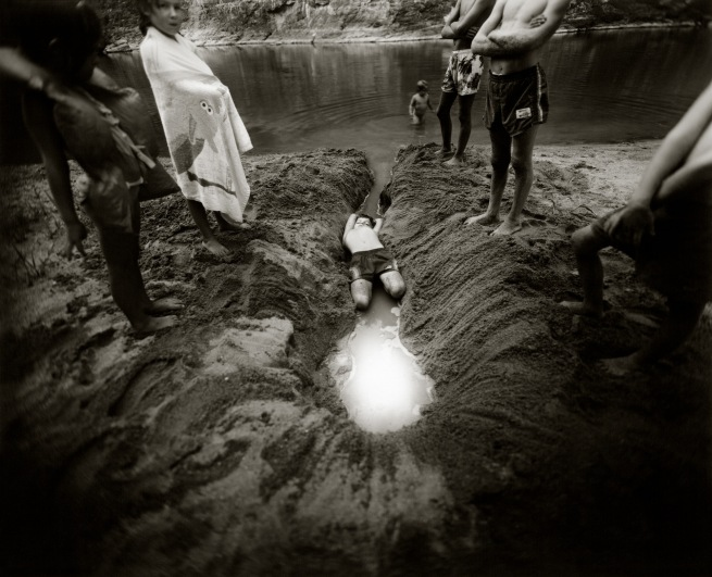Sally Mann (American, b. 1951) 'The Ditch' 1987