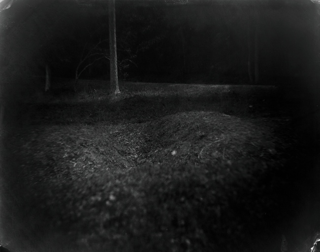 Sally Mann (b. 1951) 'Battlefields, Antietam (Trenches)' 2001