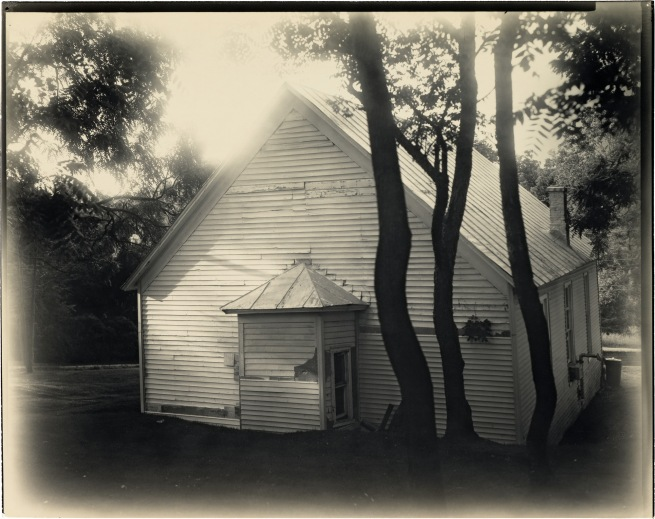 Sally Mann (b. 1951) 'St. Paul African Methodist Episcopal' 2008-2016
