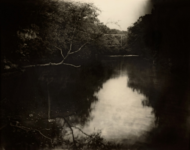 Sally Mann (b. 1951) 'Deep South, Untitled (Bridge on Tallahatchie)' 1998