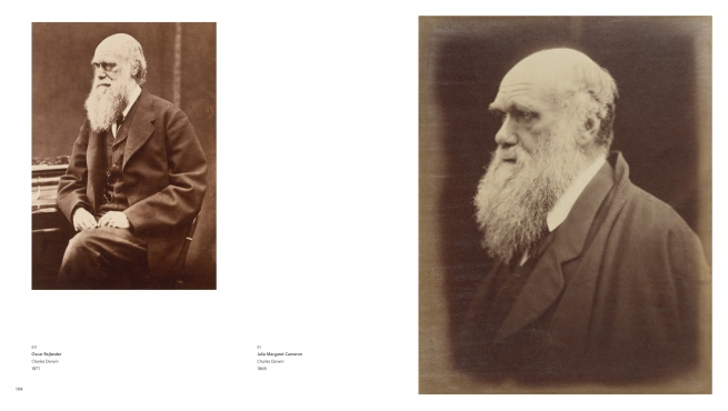 Figure 60 and 61 of the catalogue for the exhibition 'Victorian Giants: The Birth of Art Photography' at the National Portrait Gallery, London