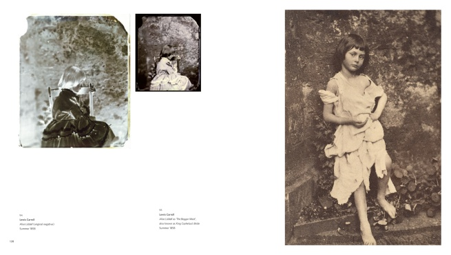 Figure 94 and 95 of the catalogue for the exhibition 'Victorian Giants: The Birth of Art Photography' at the National Portrait Gallery, London