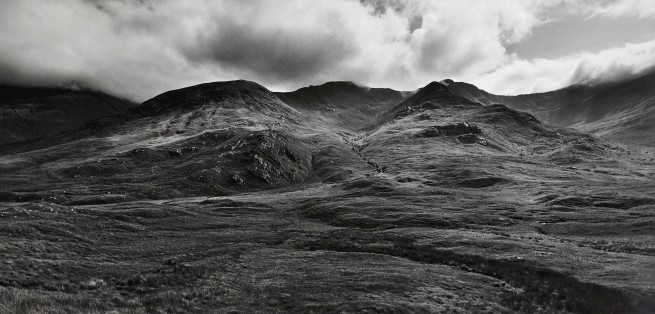 Balthasar Burkhard (1944-2010) 'Ecosse' (Scotland) 2000