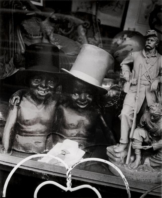 Brassaï(Gyulá Halász, 1899 - 1984) 'New Orleans' 1957