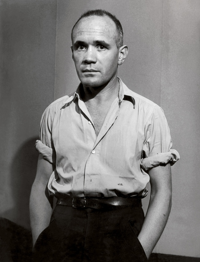 Brassaï(Gyulá Halász, 1899 - 1984) 'Jean Genet, Paris' 1948