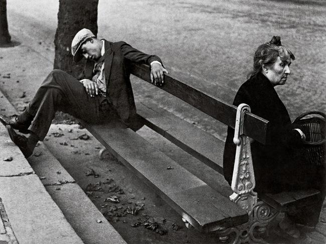 Brassaï(Gyulá Halász, 1899 - 1984) 'Montmartre' 1930-31