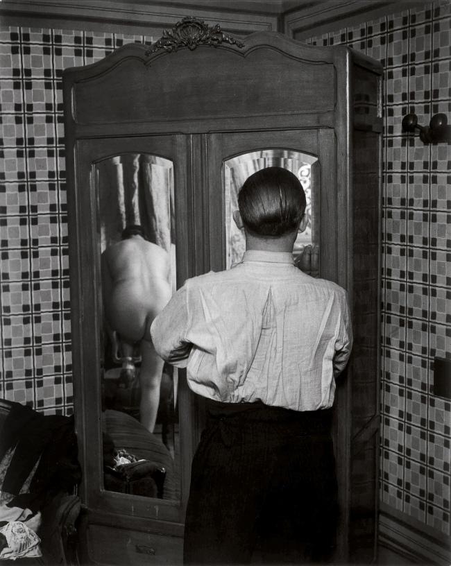 Brassaï(Gyulá Halász, 1899 - 1984) 'Chez Suzy' 1931-32