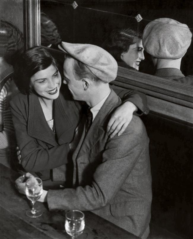 Brassaï(Gyulá Halász, 1899 - 1984) 'Four Seasons Ball, rue de Lappe' c. 1932