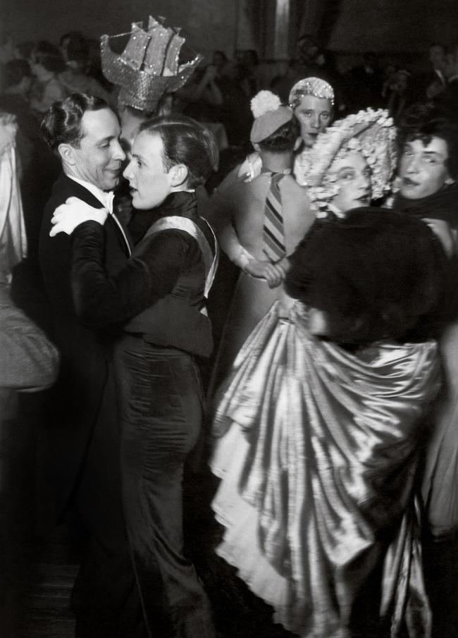 Brassaï(Gyulá Halász, 1899 - 1984) 'At Magic City' c. 1932